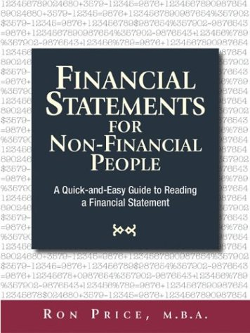 Financial Statements F/Non-Financial People Ron Price