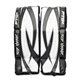 "Road Warrior PTG+ 31"" Street Hockey Goalie Pads"