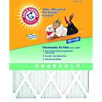 14x14x1 Arm and Hammer; Air Filter, MERV 9