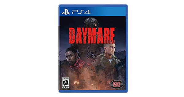 Amazon Com Daymare 1998 Playstation 4 Video Games