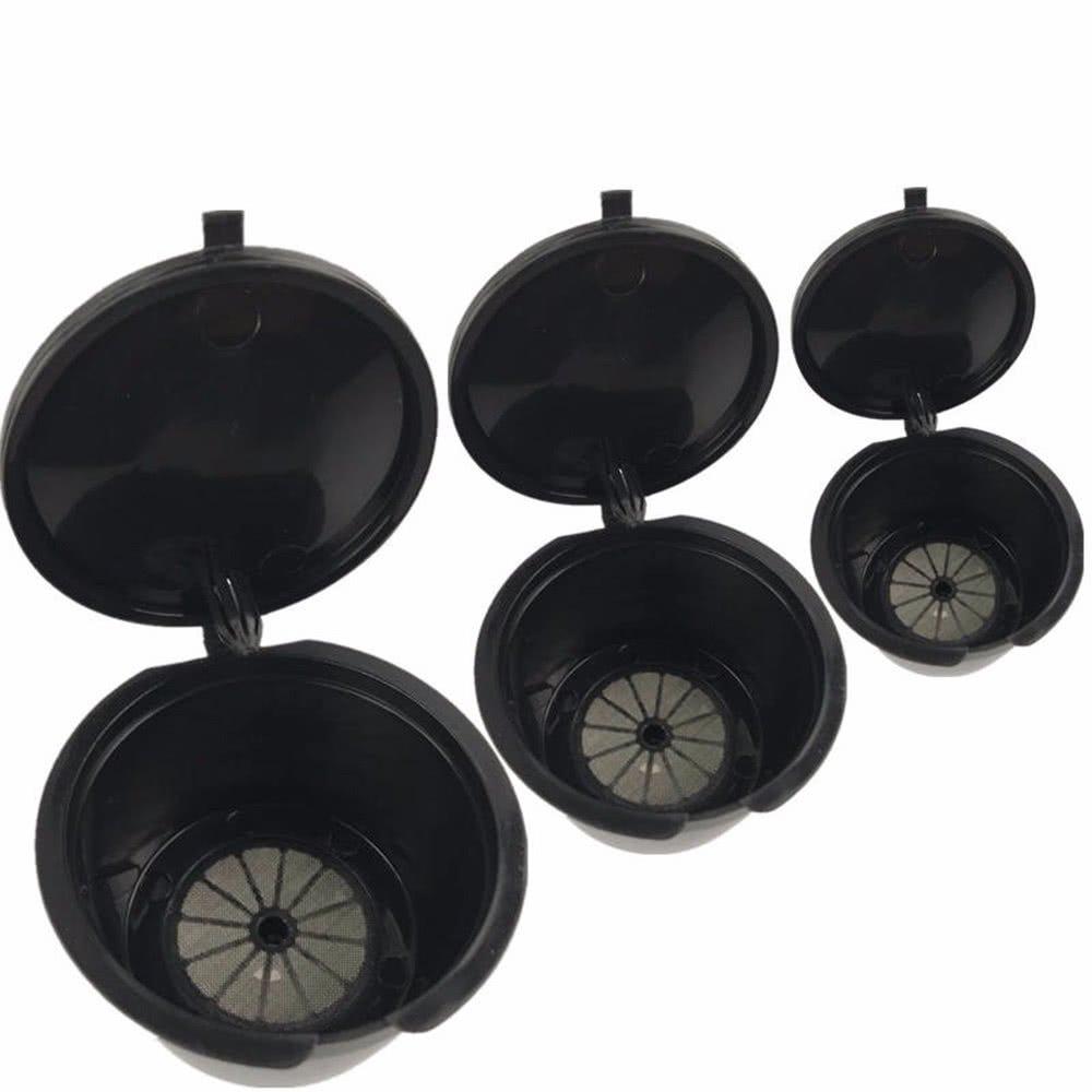 Amazon.com: moahhally 3Pcs Eco-Friendly Refillable Pods ...