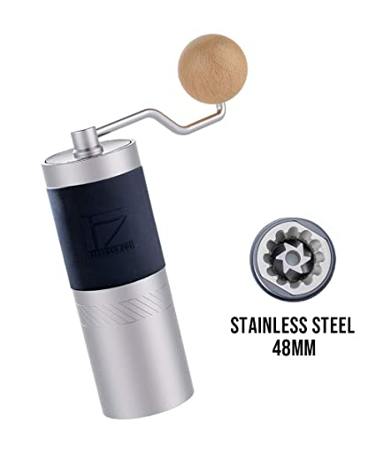 1zpresso Manual Coffee Grinder Jx Series Light Gray Amazon In Home Kitchen