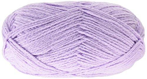 Lion Brand Yarn 215-146 Feels Like Butta Yarn, Lilac