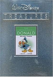 Amazon com: Walt Disney Treasures: The Chronological Donald