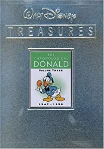 Walt Disney Treasures: The Chronological Donald, Volume 3