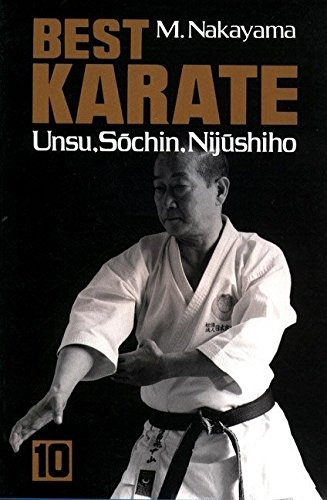 Best Karate, Vol.10: Unsu, Sochin, Nijushiho (Best Karate Series)