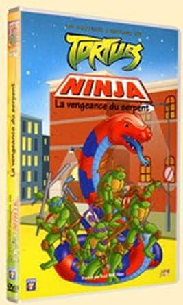 Amazon.com: Tortues Ninja : La Vengeance du serpent: Movies & TV