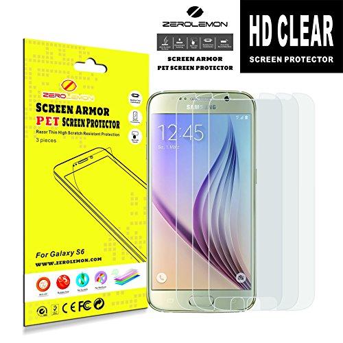 ZeroLemon Screen Protector for Galaxy S6 - 1