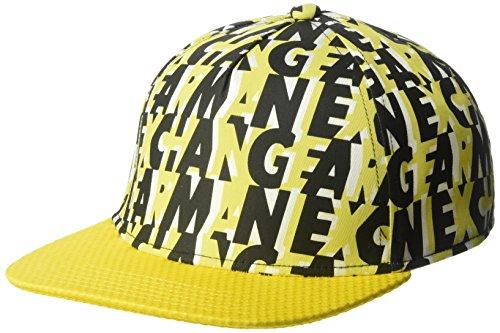 Armani Exchange Mens Allover New Era Hat