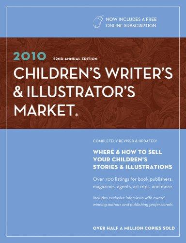 Pdf Reference 2010 Children's Writer's & Illustrator's Market