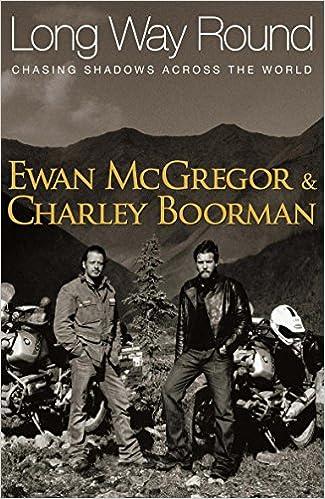 ผลการค้นหารูปภาพสำหรับ ewan mcgregor book long way round
