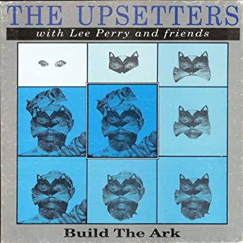 Build The Ark Vinyl Lp Lee The Upsetters Perry Amazonde Musik