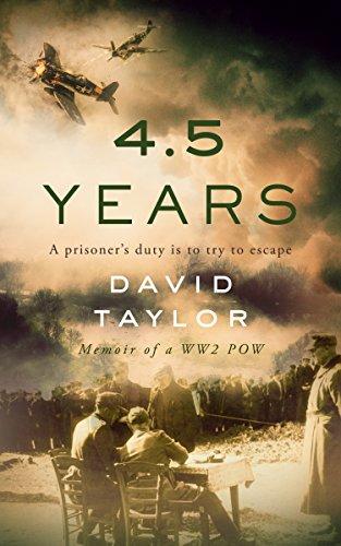 (4.5 Years: Memoir of a WW2 POW)
