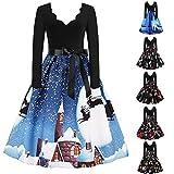 Dresses for Women,DaySeventh Women Christmas