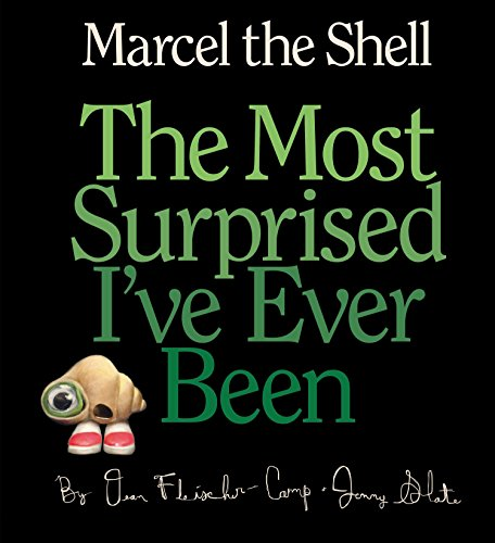 Slate Vase - Marcel the Shell: the Most Surprised I've Ever Been