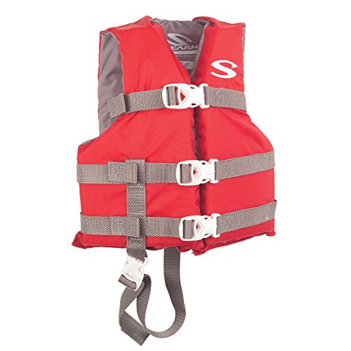 Stearns Child Classic Series Life Vest, Red