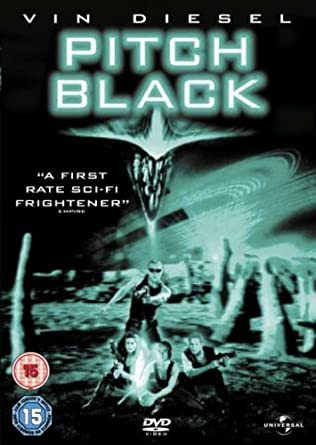 24c8adbdbaa7 PITCH BLACK  DVD   Amazon.co.uk  Vin Diesel
