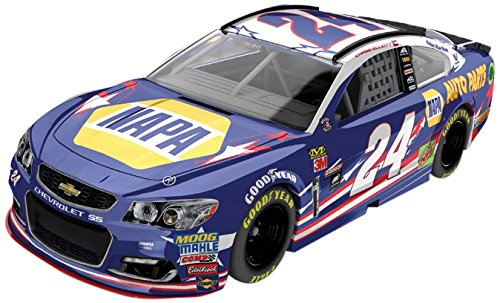 Lionel Racing Chevrolet SS 1 Diecast Car Toy Vehicle, 1:24 Scale
