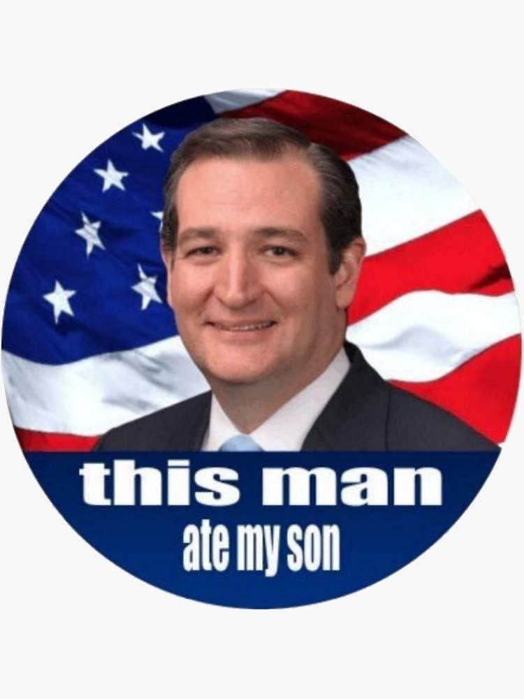 26+ Ted Cruz Bumper Sticker Free  PNG