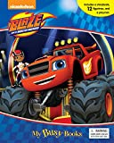 Download Blaze and the Monster Machines My Busy Book in PDF ePUB Free Online