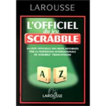 Officiel Du Scrabble -L'
