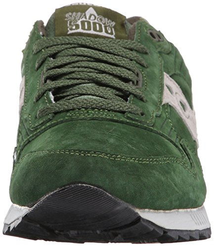 Saucony Originals Men's Shadow 5000 Classic Retro Sneaker Green/Grey cheap sale 2014 new ESdVRiXLTf