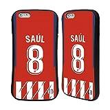 Best SAUS iPhone 6 Cases - Official Atletico Madrid Saúl Ñíguez 2017/18 Players Home Review