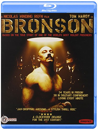 Blu-ray : Bronson (, AC-3, Dolby, Widescreen)