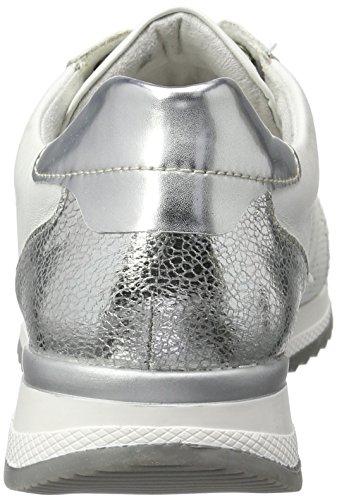 Scarpe Da Ginnastica Remonte Ladies R7000 Bianche (argento / Argento / Bianco / Bianco / 81)