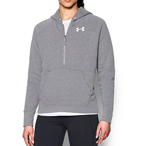 1/2 Zip Fleece Hoody - 3