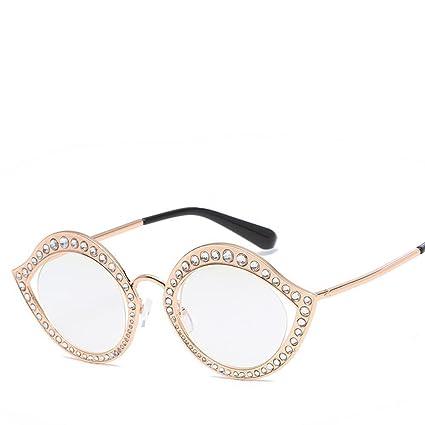 Axiba Marco Decorativo Gafas de Sol Mujer Marea Actuales ...