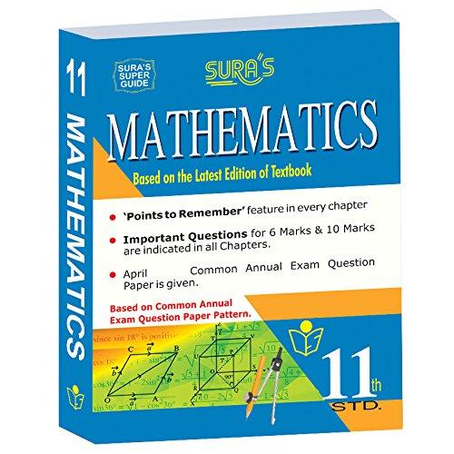 11th standard mathematics guide english medium tamilnadu state.