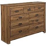 Signature Design by Ashley B369-31 Cinrey Dresser, Medium Brown
