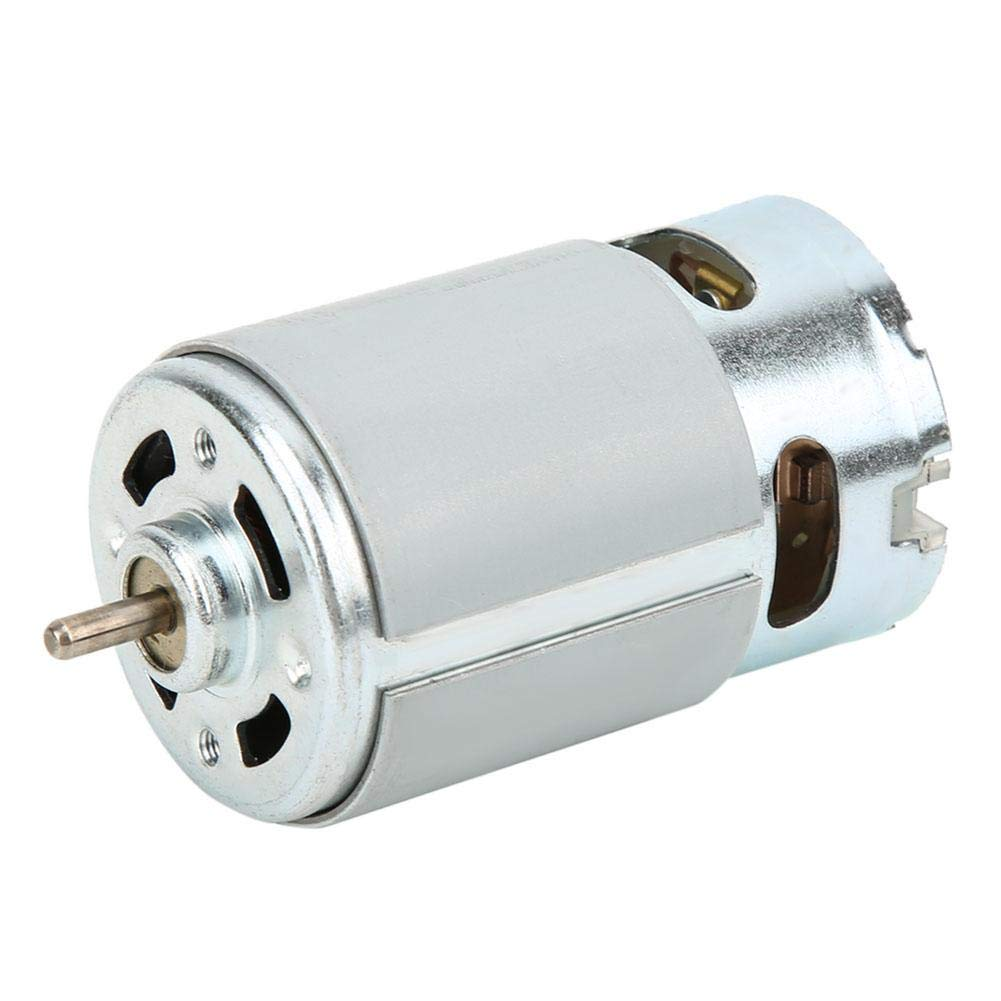 Dc 12-24v Micro Science Projects Motor de juguete eléctrico cilíndrico Motor remoto Hobby Pequeños motores para juguetes DIY Proyectos de ciencia