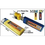 Tac ® SPY LIGHTER HIDDEN CAMERA DVR CCTV 32GB Micro SD Compatible by Tac Mart Uk