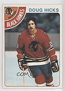 Doug Hicks (Hockey Card) 1978-79 O-Pee-Chee #228