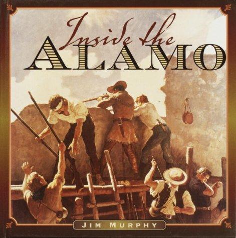 Read Online Inside the Alamo PDF
