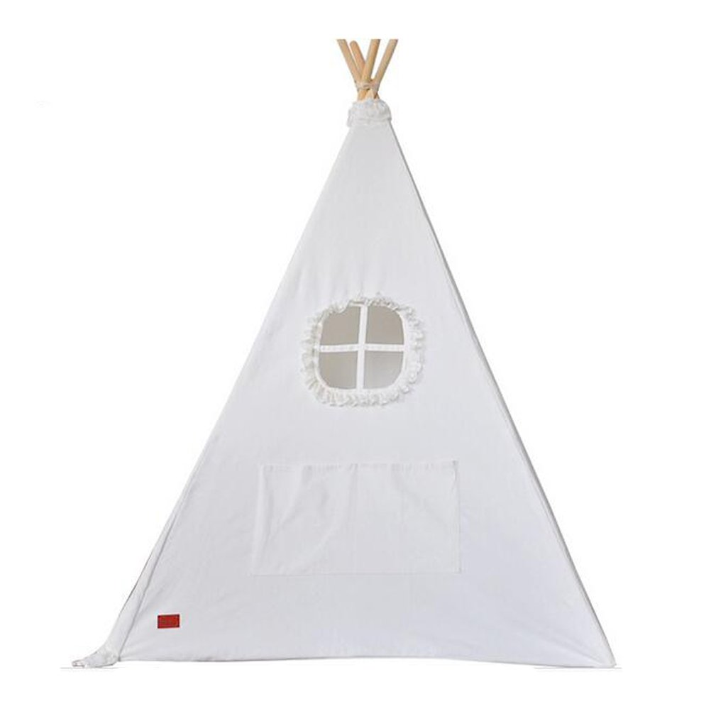 Free Love @Pure white lesi design children game room kids play house kids play tent Teepee by FREE LOVE (Image #6)