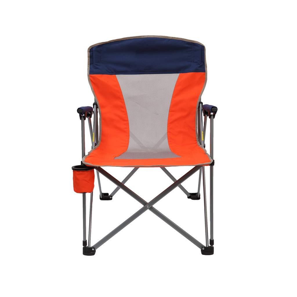 HYXI-Silla Plegable Silla de Camping al Aire Libre, Hiker Beach Fishing Camping Sketch Chair - Paquete de 1
