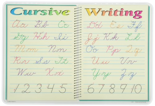 Painless Learning Cursive Writing Placemat ()