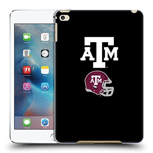 Official Texas A&M University TAMU Helmet Logotype Hard Back Case for iPad Mini ()