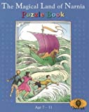 The Magical Land of Narnia Puzzle Book (Chronicles of Narnia)