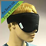 Magnetic Eye Mask for Sleep & Sinuses with strong North Pole Magnets
