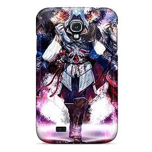 Fashion Design Hard Case Cover/ YQx4288AQQu Protector For Galaxy S4