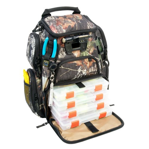 WILD RIVER WCT503 / Wild River RECON Mossy Oak Compact Lighted Backpack w/4 PT3500 Trays