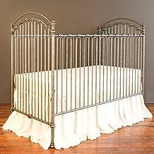Bratt Decor venetian II crib pewter