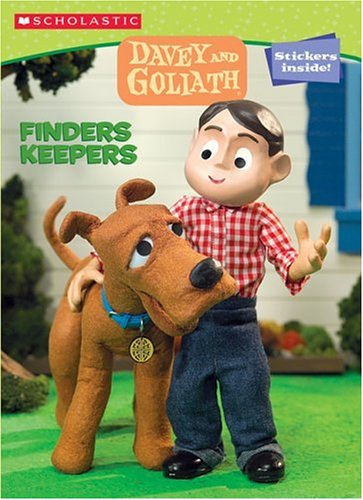 Davey & Goliath Color & Activity #2: Finders Keepers ebook