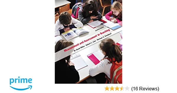 Pdf) measurement and evaluation in education (pde 105) unit one.