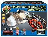 heat for aquarium - Zoo Med Aquatic Turtle Uvb & Heat Lighting Kit