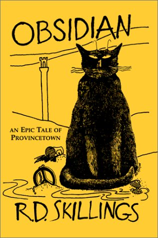 Obsidian: An Epic Tale of Provincetown ebook